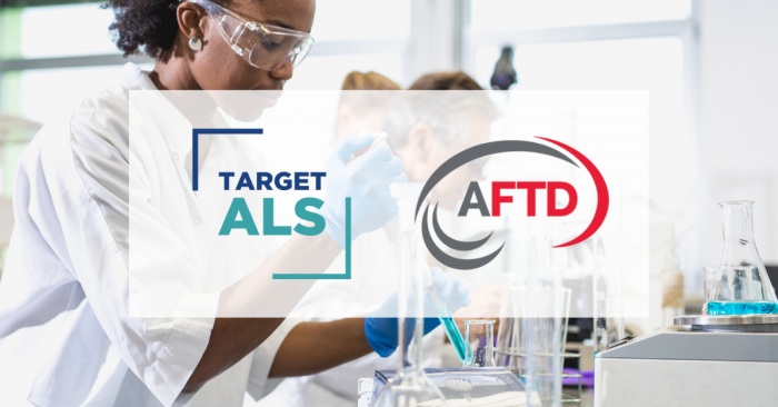 Target ALS and AFTD Announce $5MM in Grants for <p> Research Targeting Treatments and Biomarkers