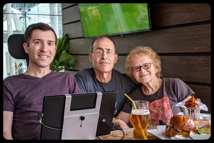 'Never Say Invisible': One Family's Perspective on Living with ALS